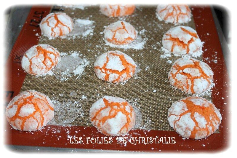 Crinckles orange 9