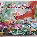 Fanette et filipin annoncent le printemps