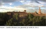 MILAN Castello Sforzesca par webcam album milanocam