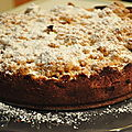 Irish apple cake de chez Bechyetliz trop gourmand !!