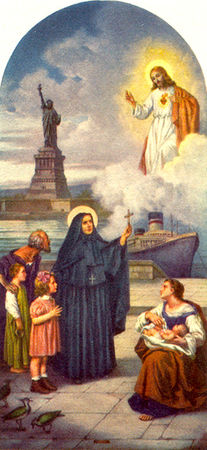 22 décembre Sainte Françoise-Xavière Cabrini 26646842_p