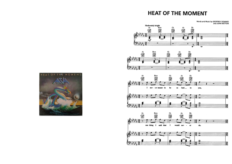 Heat of the moment 01