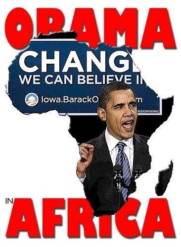 Etats-unis: La Nouvelle Stratégie américaine (2eme partie, Obama et l'Afrique))