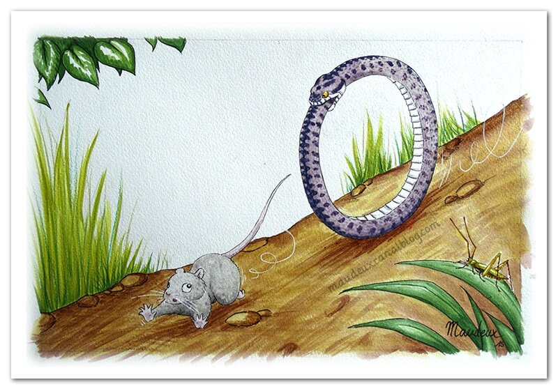 serpent_roule