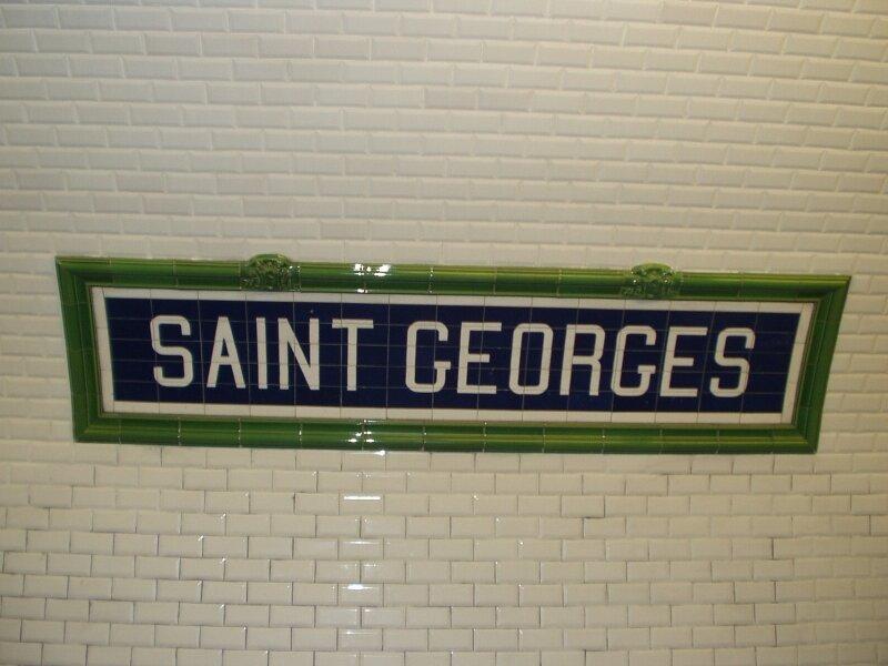 Station Saint-Georges ligne A (12)
