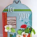 Kit ou fiche technique mini album home déco - dt saracolas