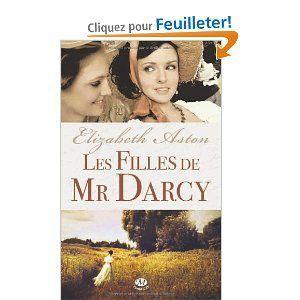 couv Les filles de Mr Darcy