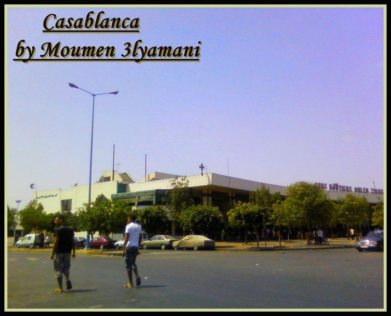gare Routière Oulad Ziane Casablanac