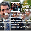 Avant lhouse avec jean rottner à mulhouse ... la débâcle de la teamweb #rottner2014 , c'est ça et ça se voit !