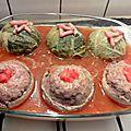 Jus de cuisson (tomate) pour légumes farcis