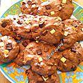 Cookies aux 3 ingrédients.....