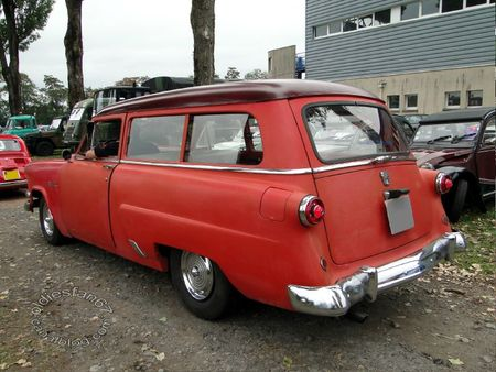 ford mainline 2door ranch wagon 1954 bourse de crehange 2011 2
