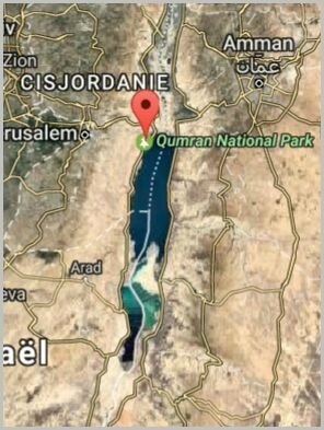 qumran google par satellite