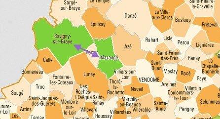 Savigny-Mazangé