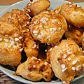 Recette des chouquettes