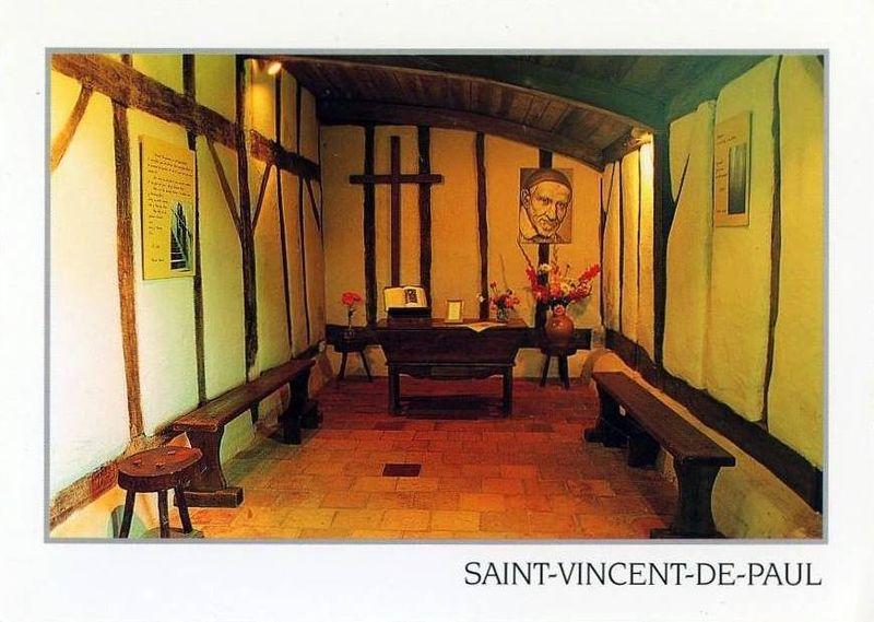 Le Berceau de Saint Vincent de Paul