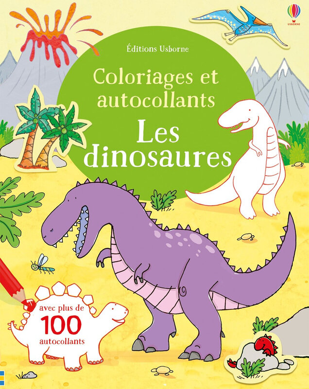 dinosaures color auto