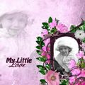 My Little Love_I always think of you_misstyscrap