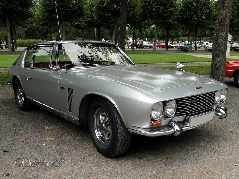 jensen interceptor hatchback 1966 1971 a
