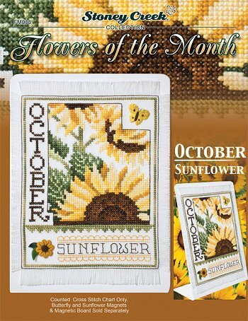 flowers of the month - october
