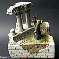 Boromir et Frodon à Amon Hen PICT6854