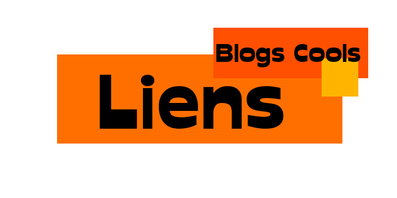 Liens_Blogs_Cools