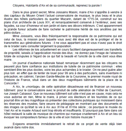 conservatoire_caumont_petition