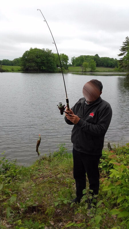 JC Pêche photo Bibiche