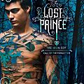 Cover: the lost prince de julie kagawa