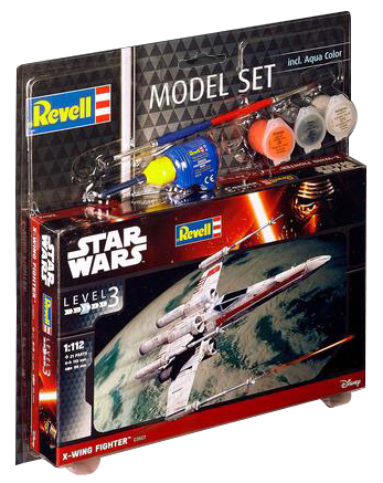 x-wing revell new box 2016