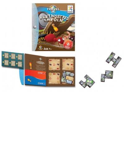 Boutique jeux de société - Pontivy - morbihan - ludis factory - Les insectes en folie