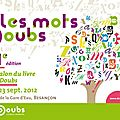 Les Mots Doubs reviennent !