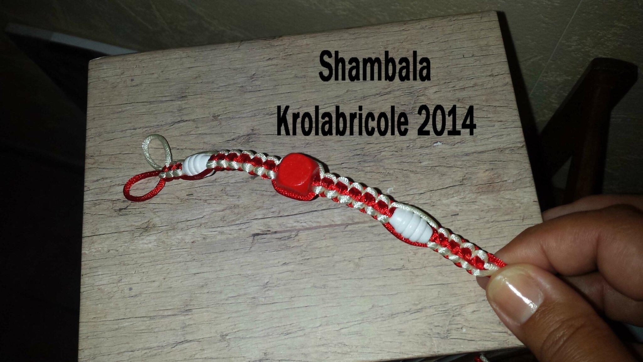 Shambala - Essai #1