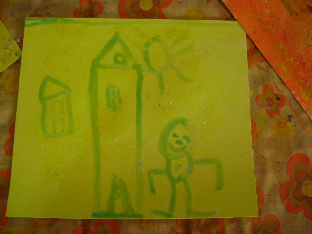 activit drawing gum par les petites chenilles blog de l 39 accueil de loisirs de st sylvain d. Black Bedroom Furniture Sets. Home Design Ideas