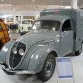 PEUGEOT 202 UH fourgon tôlé 1948 Sochaux (1)