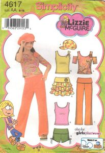 Simplicity 4617 size 8-16