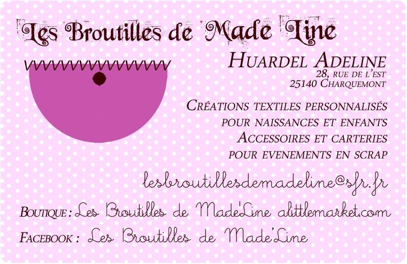 Les Broutilles de Made'Line copie