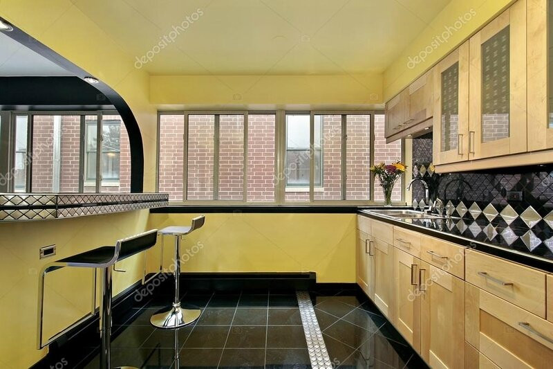 depositphotos_8701548-stock-photo-kitchen-with-yellow-walls