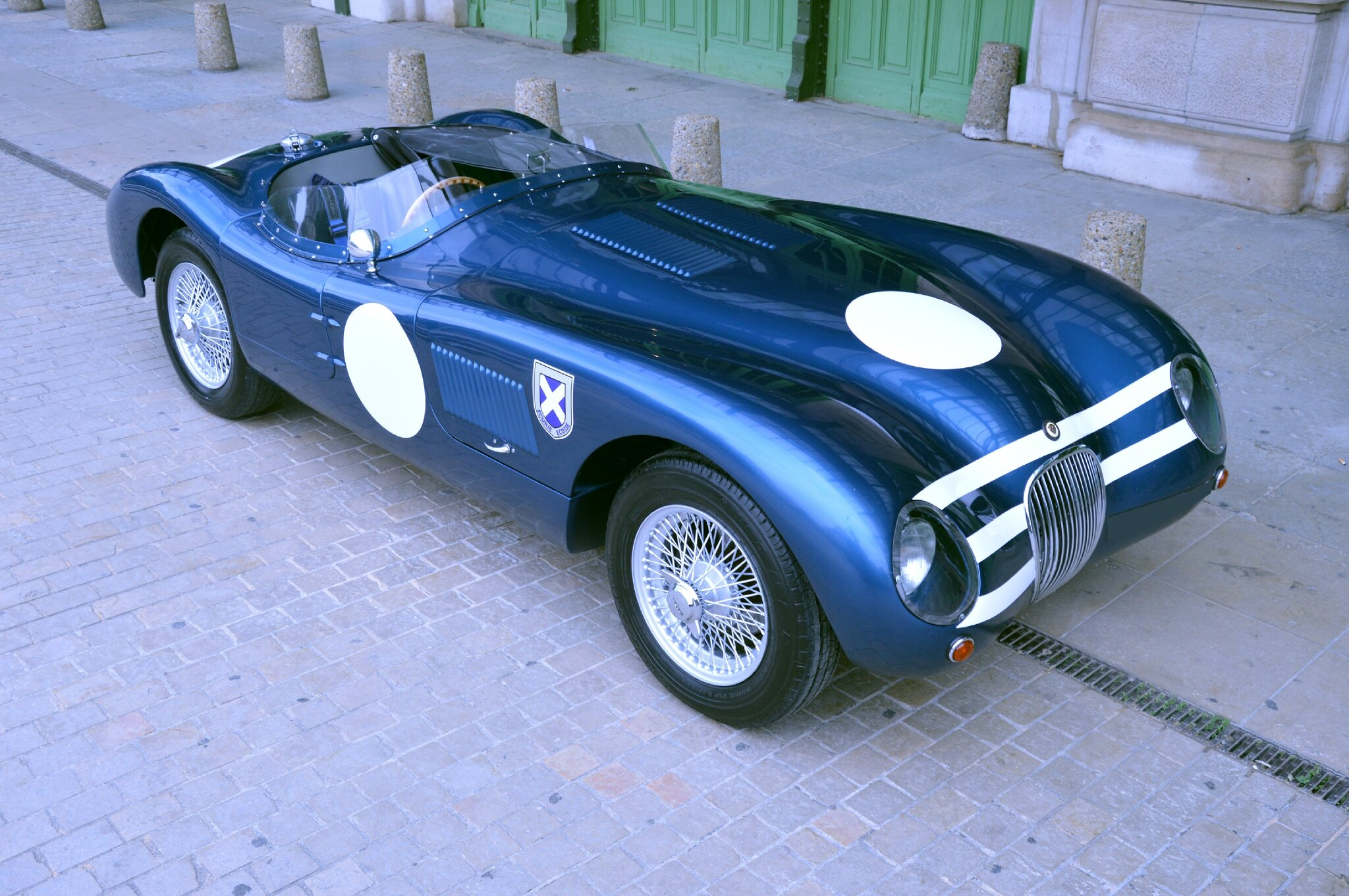 1965 Jaguar Type C Replica