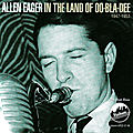 Allen Eager - 1957-53 - In the Land of Oo-Bla-Dee 1947-1953 (Uptown)