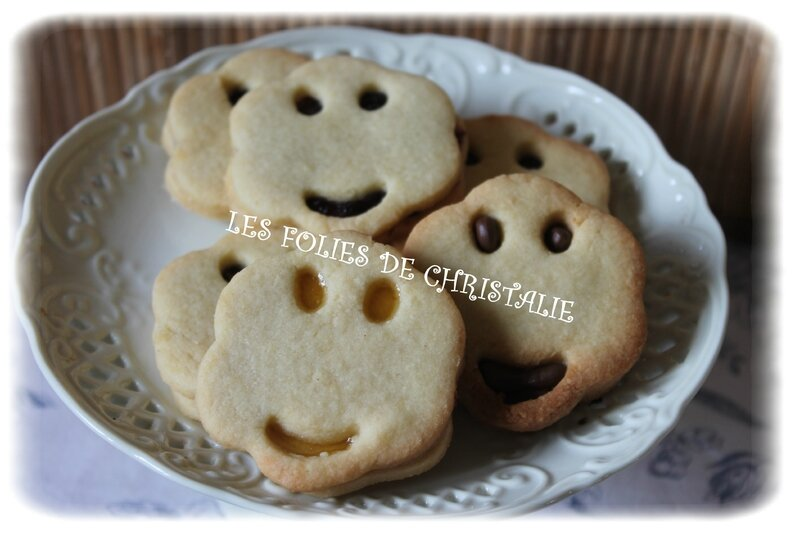 Biscuits smiley's 10