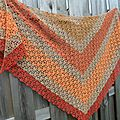 South bay shawlette ...