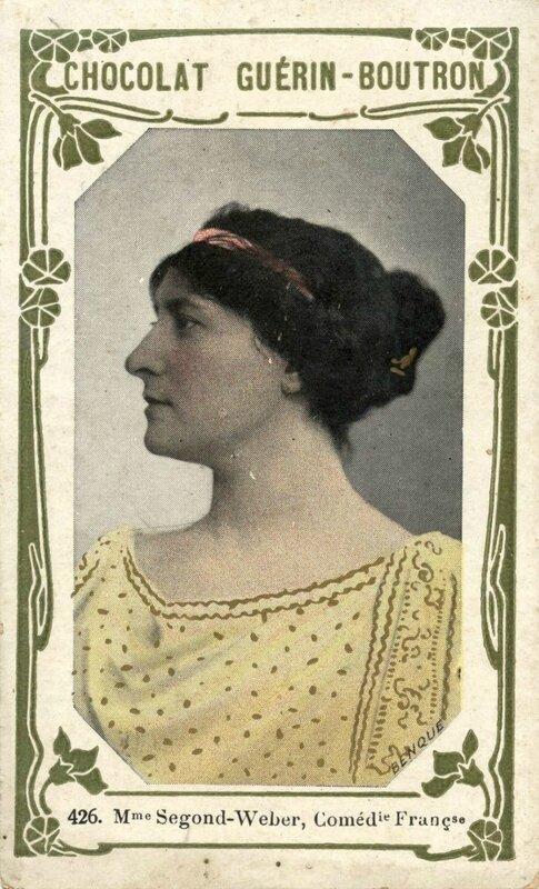 Image Guérin Boutron Mme Segond-Weber