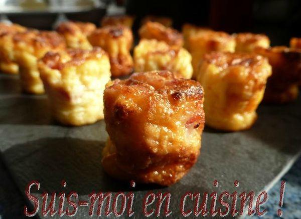 Mini Cannelés Chorizo Comté 14