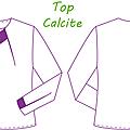 Histoire de coudre - calcite