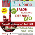 VinSeine fait son Biosalon (Rouen)