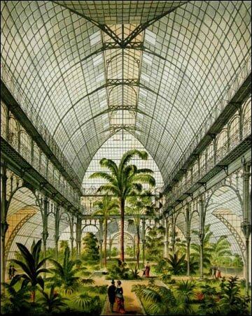 Palm house de Schönbrunn