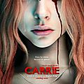 Affiche CARRIE