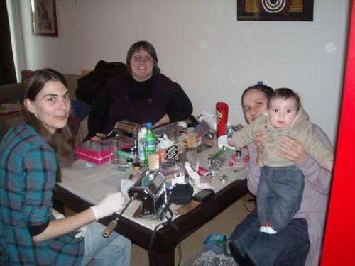 Chez Ion Ion, janvier 2011