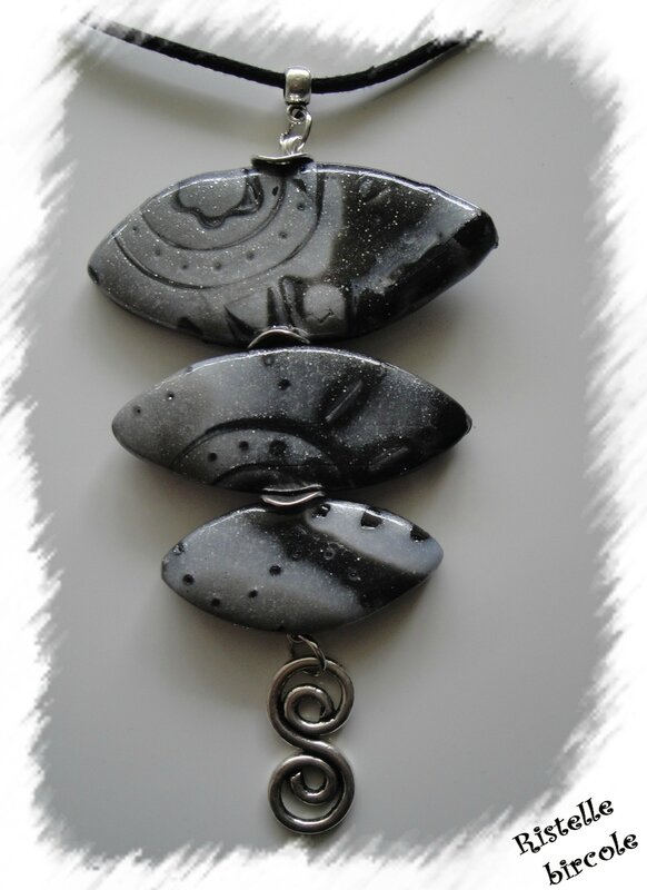 collier Picarello gris 2